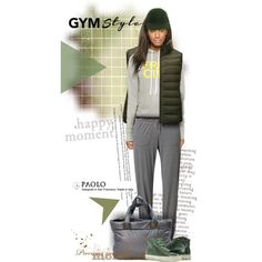 """""""Cool Gym Style"""" by spenderellastyle on Polyvore"""