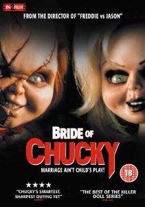 Bride Of Chucky [1998] [DVD]: Amazon.co.uk: Jennifer Tilly, Brad Dourif, Katherine Heigl, Nick Stabile, John Ritter, Ronny Yu: DVD & Blu-ray