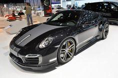 Techart modified @Porsche 911 Turbo S packs 620 hp, 0-62 in 2.8 seconds. http://aol.it/NUOKTy #geneva