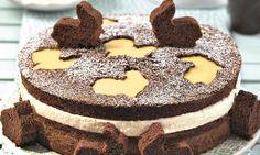 Höchst aromatische Torte und auch optisch ein Genuss