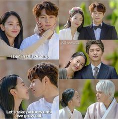 Angel's last mission: love Korean Drama List, Korean Drama Movies, Korean Actors, Korean Dramas, Quotes Drama Korea, Korean Drama Quotes, Drama Memes, Kim Myung Soo, Weightlifting Fairy Kim Bok Joo