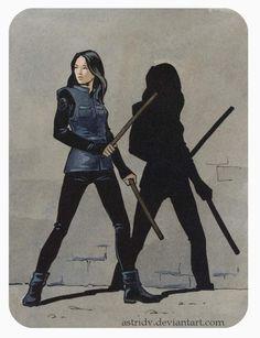 Agents of SHIELD - Melinda May by astridv.deviantart.com on @deviantART
