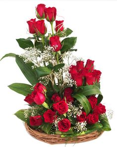 Flowers delivery in Ambala: Send flowers in Ambala online in every occasion with affordable price from onlinedelivery. Order fresh flowers bouquets from Ambala florist. Book your flowers online from flower shop in Ambala. Fresh Flowers, Silk Flowers, Beautiful Flowers, Cheap Flowers, Send Flowers Online, Order Flowers, Rose Basket, Flower Basket, Deco Floral