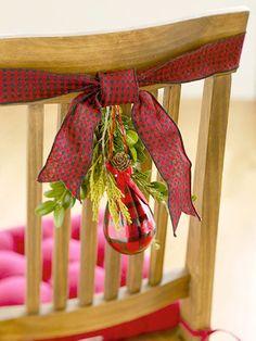 Ideas for Christmas Tables