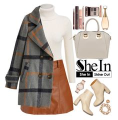 """""""Shein"""" by oshint ❤ liked on Polyvore featuring STELLA McCARTNEY, Charlotte Tilbury, Marc by Marc Jacobs, Louis Arden, Sheinside and shein"""