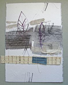 Blanca Serrano mixed media collage