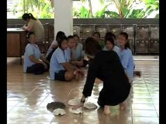 Dramatherapy with women's prisoners by Sarinrat Thomas