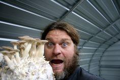 Gabe's small scale mushroom startup