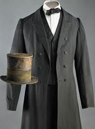 Lincoln suit & hat (at the American smithsonian still I believe. My fav!