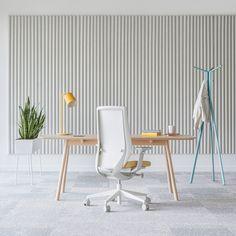 Lekkość formy, subtelność i szyk. AccisPro to nie tylko aktywne siedzenie, ale również nasza odpowiedź na nowoczesne wnętrza biurowe. Na tym krześle chce się siedzieć, to krzesło chce się mieć. Modern Office Design, Make It Yourself, Chairs, Instagram, Stool, Side Chairs, Chair, Stools, Wingback Chairs