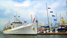 History Cruise Aboard the Potomac @ The Presidential Yacht Potomac (Oakland, CA)