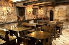 Castle Project, Medieval, Dining Table, Indoor, Restaurant, Building, Places, Furniture, Park