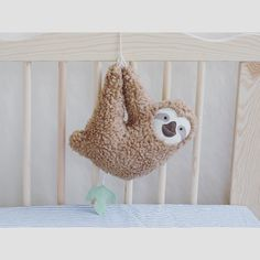 Sloth Musical Soft Toy