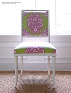 Thibaut Furniture at www.source4interiors.com love this chair.
