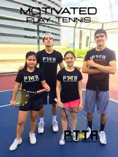 Tennis motivation @ThePTTA #Philippine #Tennis #training #lessons #ortigas #pasig #PhilippineTennis #PerkinsTwinsTennis