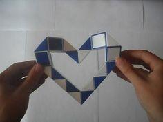Rubik's Twist 24 - Heart 1 - YouTube