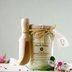 Miodowe mleko do kąpieli...królewskie kosmetyki :)