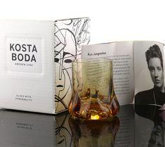 Sugar Dandy Glass - Åsa Jungnelius - Kosta Boda - nr Kosta Boda, Glass Design, Dandy, Sugar, Boden, Dandy Style