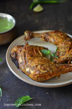 Indian style 366902700864104305 - Tandoori Chicken (Indian Style Roasted Chicken) Source by jopreet Pakistani Dishes, Indian Dishes, Tandori Chicken, Tandoori Masala, Curry Dishes, Indian Kitchen, India Food, Healthy Dishes, Roasted Chicken