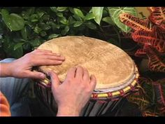 ▶ Funky djembe pattern for contemporary music - YouTube Al Dworsky