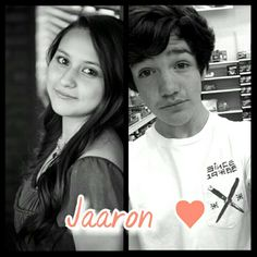 I know. But I was bored!! Who ships us though, honestly?? No one? Great! @Aaron Carpenter  (If anyone wants an edit like this, comment down below with your username and which boy you want! Magcon boys only so I can post on this board. Also, you'll have to pin a pic of yourself and tag my username (joellegalaviz) so I can save your pic and use it for the edit)