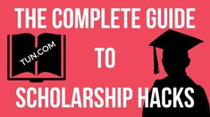 The complete guide to Scholarship Hacks – Earn College Scholarships How To Find Scholarships, Scholarships For College, College Students, Savings Challenge, Money Saving Challenge, College Planning, Interesting Information, How To Get, How To Plan