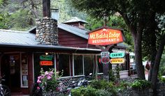 Mt. Baldy Lodge in Mt. Baldy, CA
