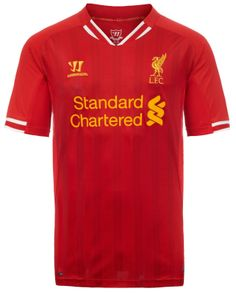 If you like classic styling and football shirts that can be worn for all occasions – the Liverpool FC men's Home football shirt from Warrior does not disappoint. The new LFC Home Shirt is a modern twist on the 1984 European Liverpool Fc Home, Liverpool Football Club, Football Transfers, Warriors Shirt, Vintage Jerseys, Vintage Football, Soccer Shirts, Soccer Jerseys, Football Kits
