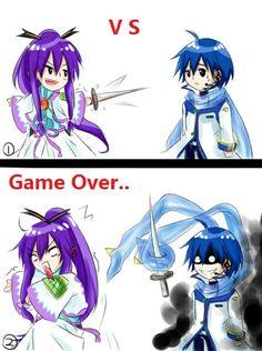 Kaito Revenge