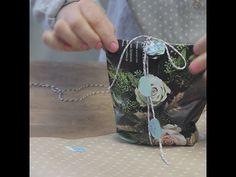 Näin teet lahjapussit kierrätyspaperista - Videot - Yhteishyvä