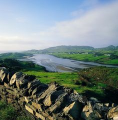 Co Donegal, Ireland Stone Photograph - Killybegs, Co Donegal, Ireland ...
