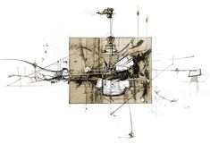 architecture concept drawings - Google Search