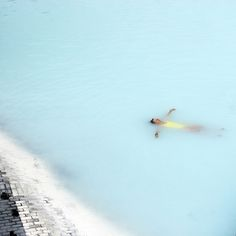 The Blue Lagoon, Iceland - When we move to Sweden, we visited the lagoon during our layover.  It's a beautiful spa.