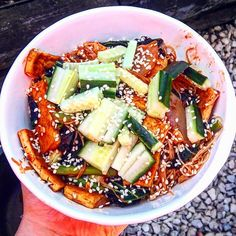 looks tasty  picture credit @carbybarbie  May the noodle bowl game forever be strong