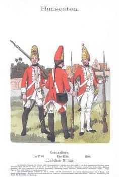 Band VIII #41 - Hanseaten Lubeck Militar