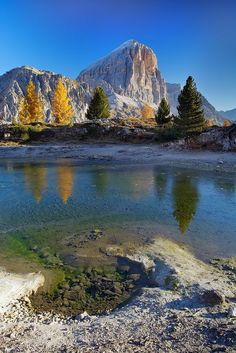 Beautiful Landscape photography : Tofana by Martin Rak on 500px