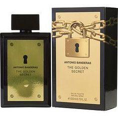 Antonio Banderas The Golden Secret By Antonio Banderas For Men