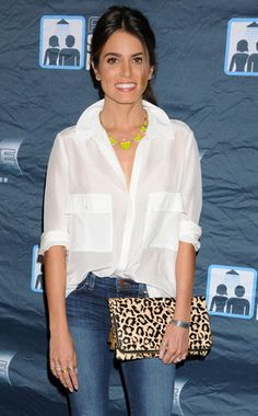 Nikki Reed style #outfit