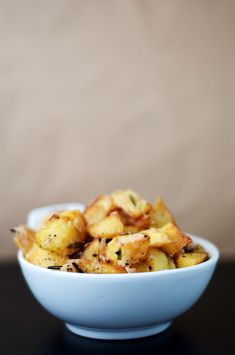 Rosemary Garlic Potatoes