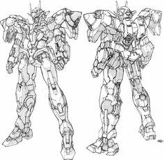 GN-0000 OO Gundam
