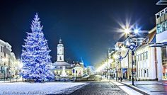 fot. Jakub Jaszczuk #street #christmastree