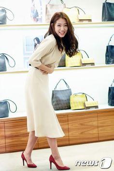 박신혜, #love the dress, #ivory&red