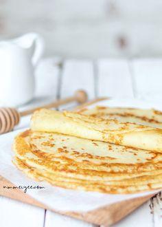 Bread Vegan French Toast 28 Ideas For 2019 Vegan Keto, Crepes Vegan, Vegan Foods, Vegan Dishes, Vegan Pancakes, Gourmet Foods, Crepe Recipes, Gf Recipes, Gluten Free Recipes
