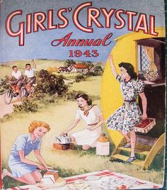 girls crystal annual - Google Search