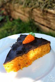Schokokuss und Zuckerperle: Möhrchen-Kuchen