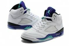 8b02a5717292 Find Nike Air Jordan 5 Mens Engraved Hardcover Edition White Black Purple  Shoes New online or in Footlocker. Shop Top Brands and the latest styles Nike  Air ...