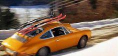 Ski season - Porsche 911 #porsche