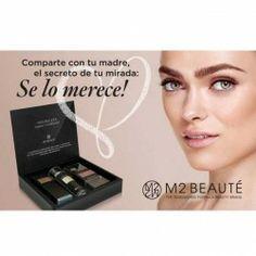 3 cofres (contenido: M2Brows, M2Facial y M2Tools) para celebrar el #DiadelaMadre ! ^_^ http://www.pintalabios.info/es/sorteos_de_moda/view/es/3253 #ESP #Sorteo #Maquillaje