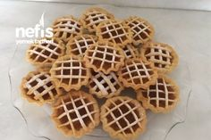 Honey Dessert, Mini Tart, Food Art, Catering, Waffles, Food And Drink, Cooking, Breakfast, Desserts