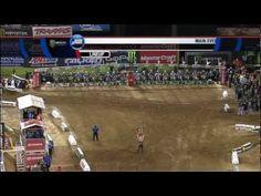 SX US - Oakland 2012 - 450 Final - 1/2